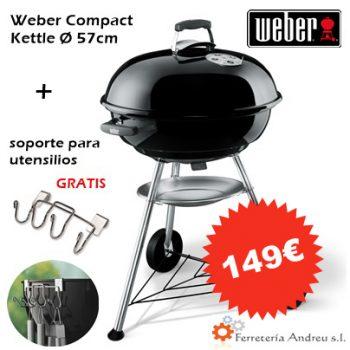 Weber-Compact-Kettle
